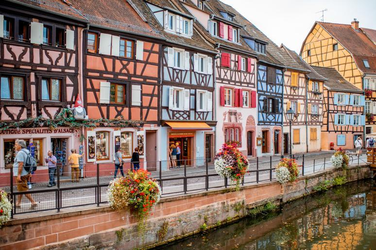 Old town (Colmar, France)