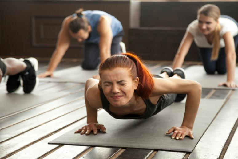 When Exercising Becomes a Problem for Weight Loss