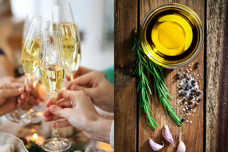 Best: Champagne and Olive Oil Could Prevent Alzheimer's