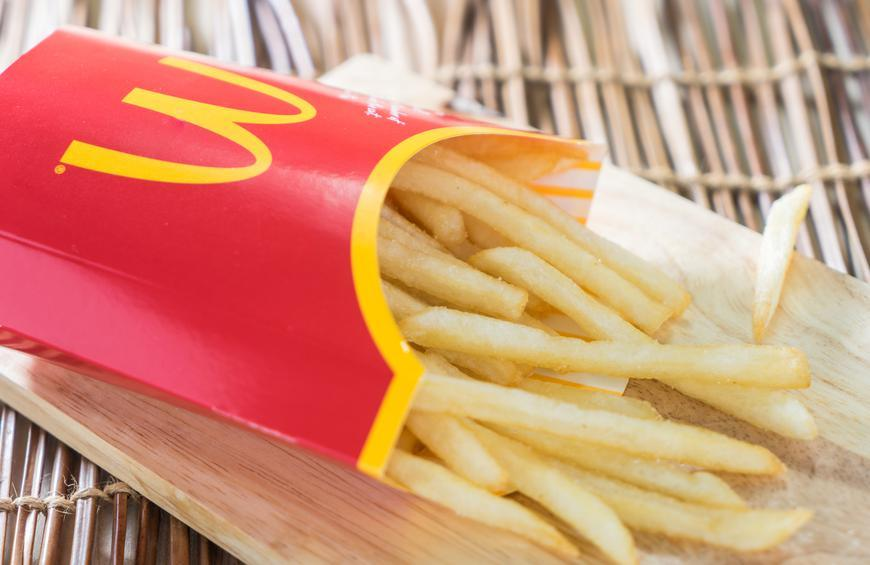 How To Get Free Mcdonald S Fries Every Week This Year
