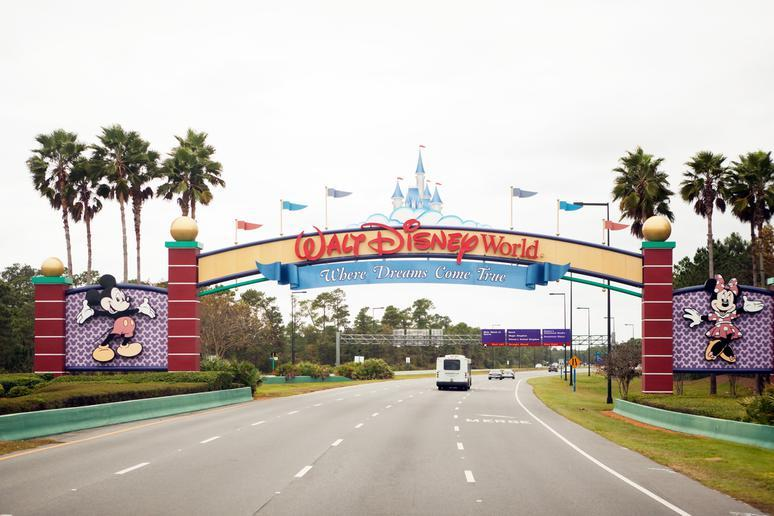 Going to Walt Disney World in Orlando