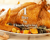 Thanksgiving Countdown!