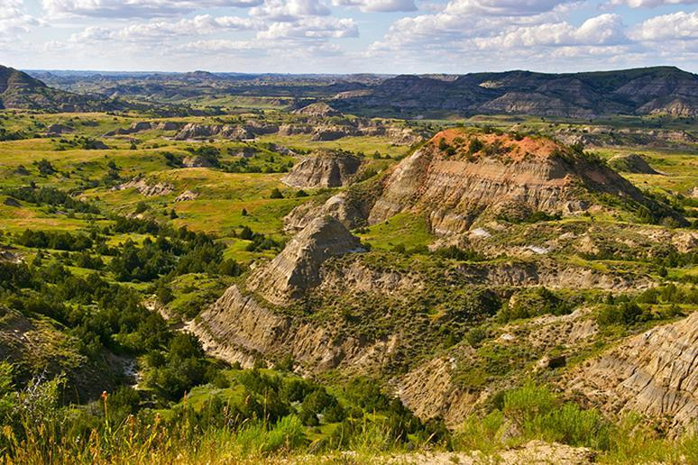North Dakota – Theodore Roosevelt National Park