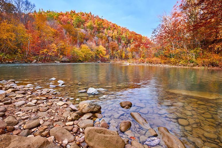 Tennessee – Big South Fork National River and Recreation Area