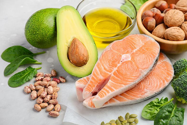 Fats are an important part of your diet