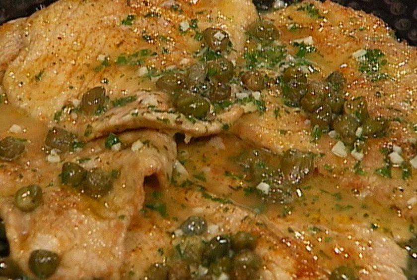Veal Piccata By Emeril Lagasse At Foodnetwork