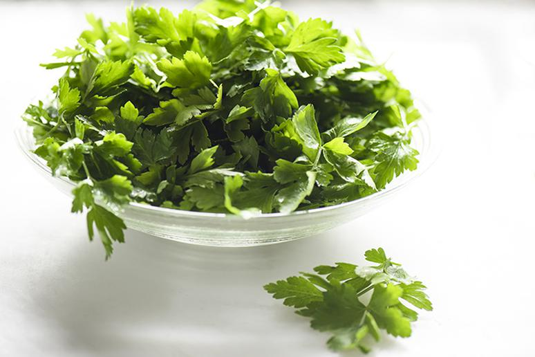 14. Parsley