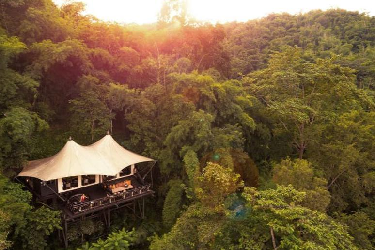 Four Seasons Tented Camp Golden Triangle (Thailand)