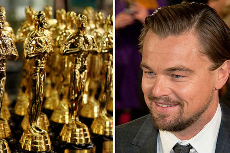 Oscar for 'The Revenant?' He should have remembered it.