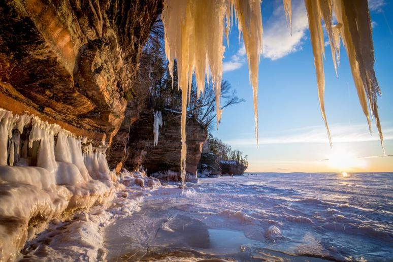Wisconsin – The Apostle Islands