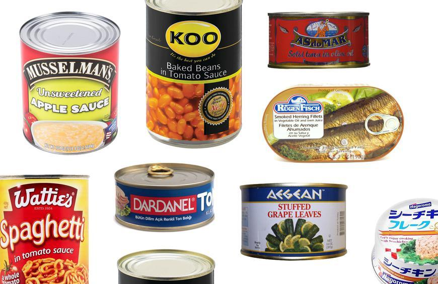 Popular Canned Food In 19 Countries The Daily Meal