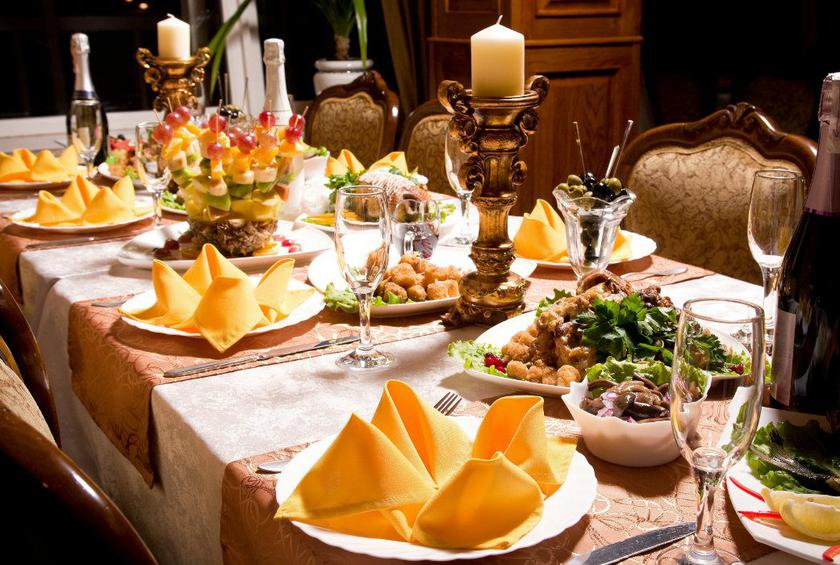 exceptional winter dinner party menu
