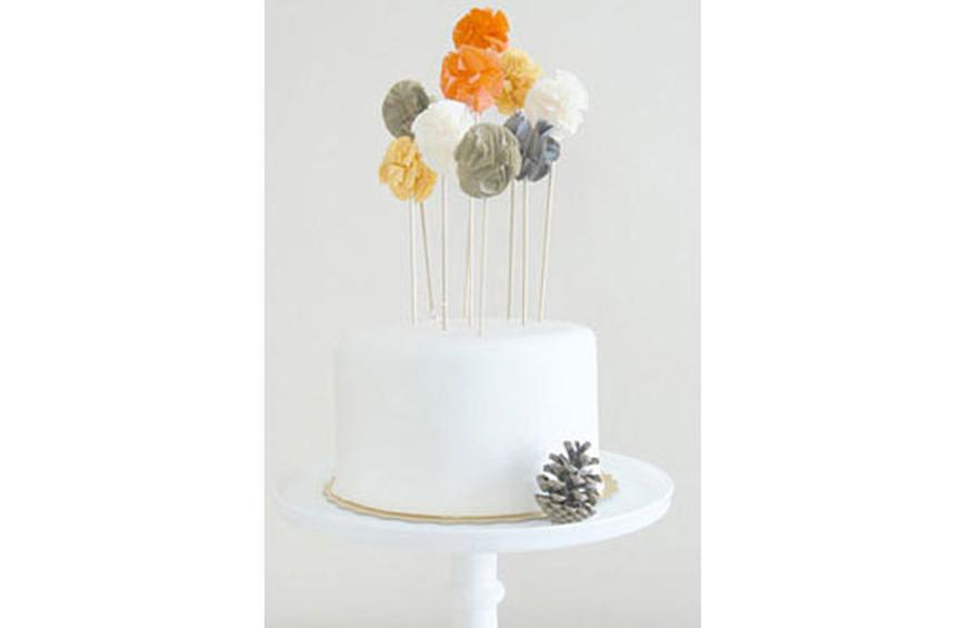 Wedding Cake Toppers New Ideas For The Age Old Tradition Slideshow