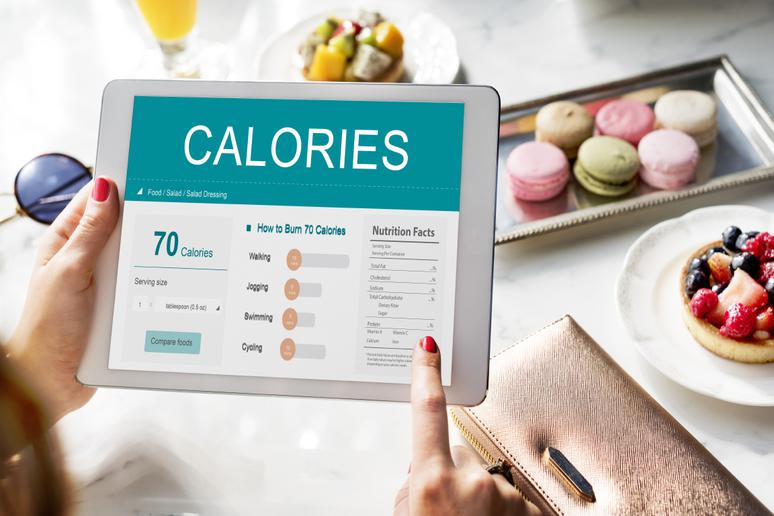Count Your Calories or Macros to Stay on Track
