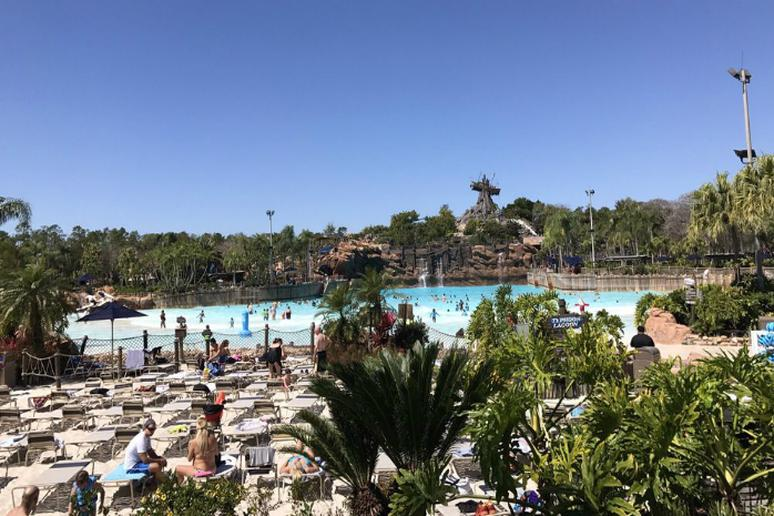 5. Disney's Typhoon Lagoon Water Park – Orlando, Florida