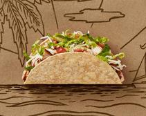 Chipotle Mexican Grill: Chicken Tacos