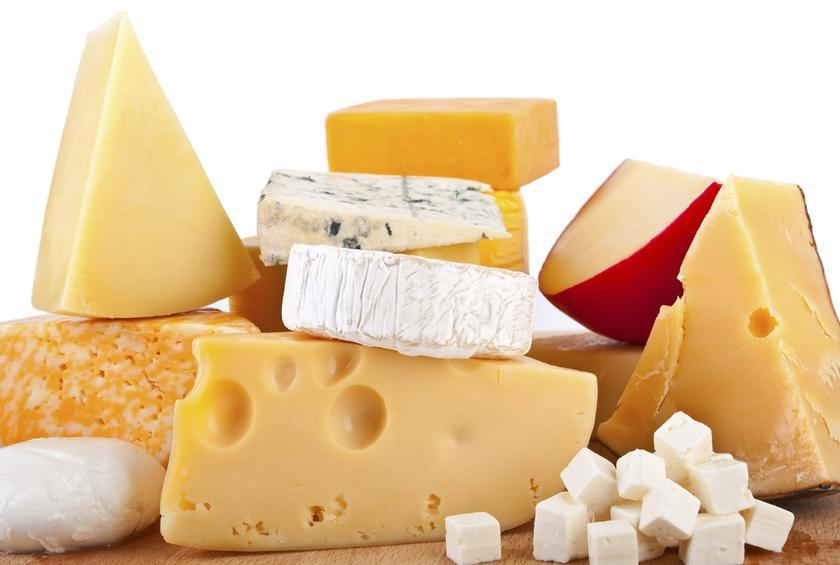 Now you can explain away your cheese addiction by claiming it's for your own personal health.
