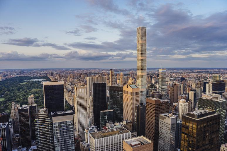 Central Park Tower - New York City