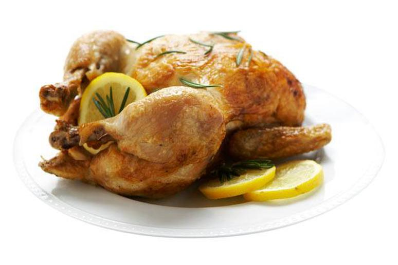 Roasted Chicken with Lemon and Herbs Recipe