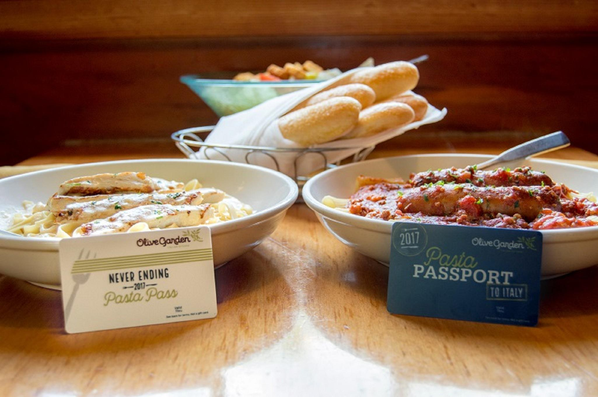 Pastor Lost Weight Eating Olive Garden\'s Unlimited Pasta for Every Meal