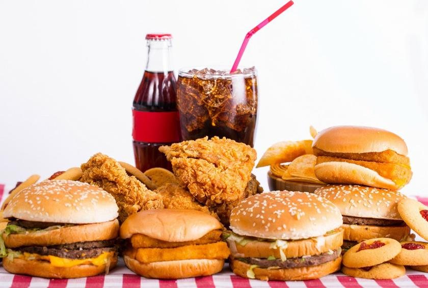 Fast Food Bad For Your Heart