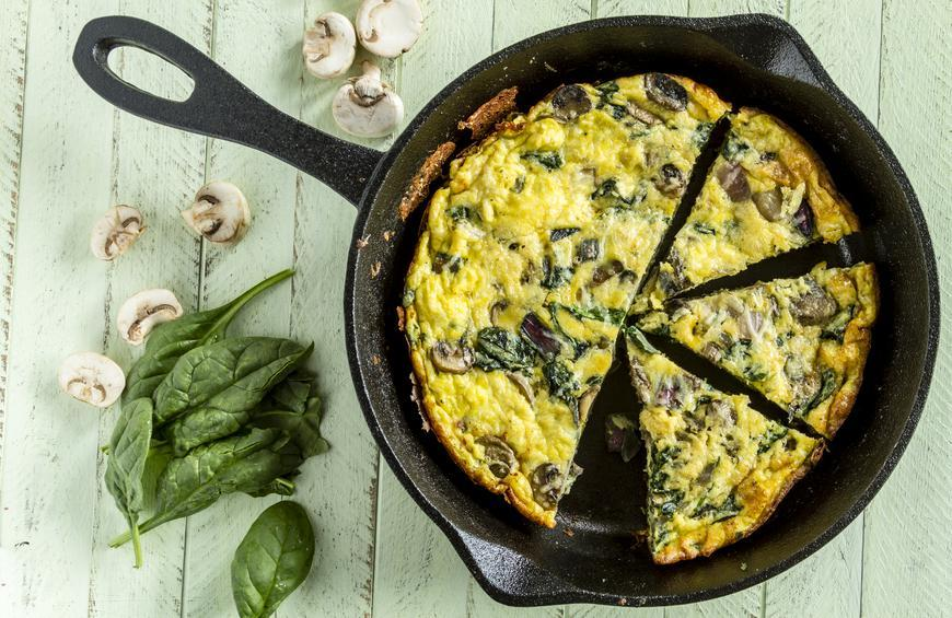 How to use a cast-iron skillet