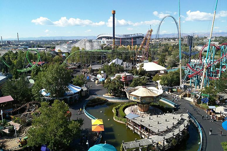 Colorado - Elitch Gardens Theme and Water Park