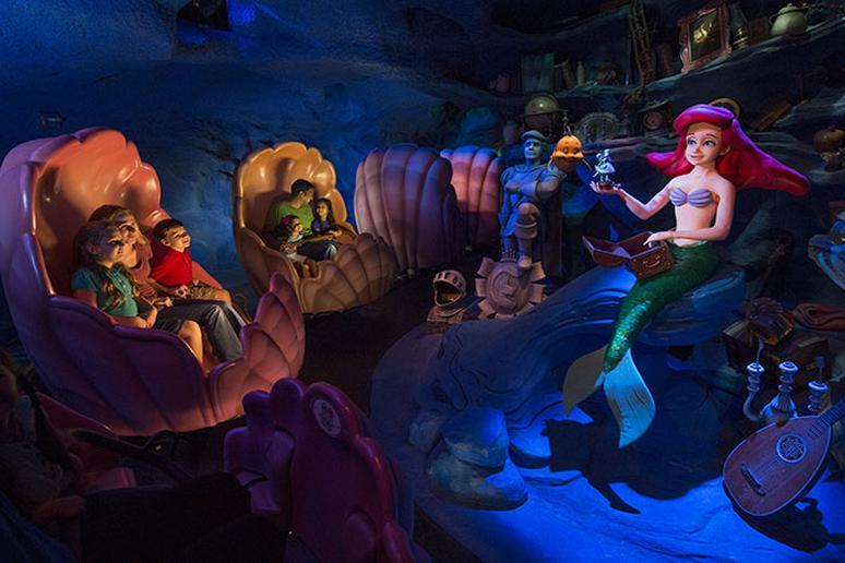 #14 Under the Sea – Journey of the Little Mermaid