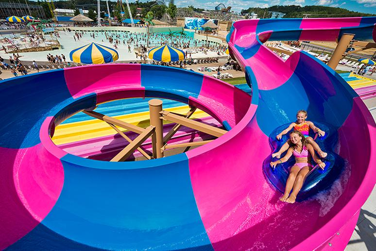 Wisconsin - Dells Water Parks