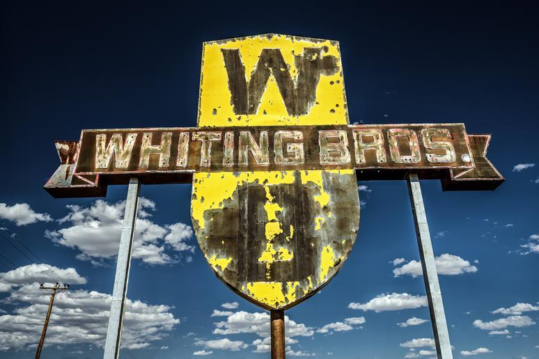 Whiting Brothers (San Fidel, New Mexico)