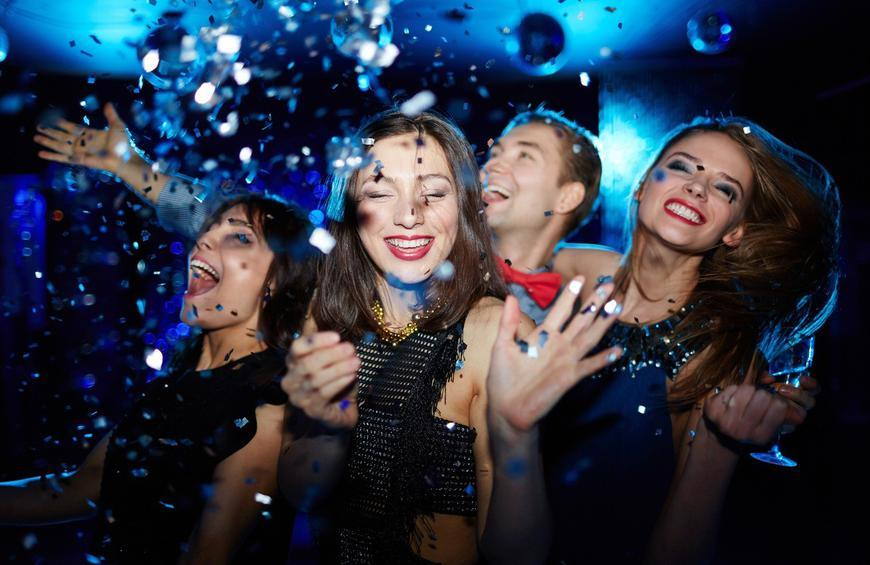 10 Cool Themed Parties For The New Year Slideshow