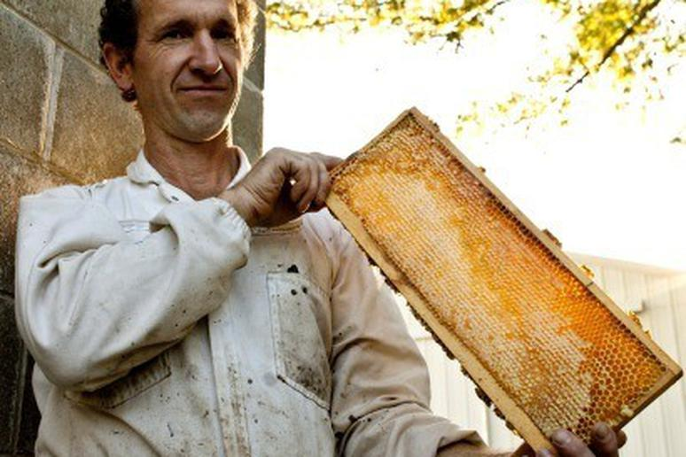 Brian Fredericksen of Ames Honey will be at the second Pastoral Artisan Festival on April 28.