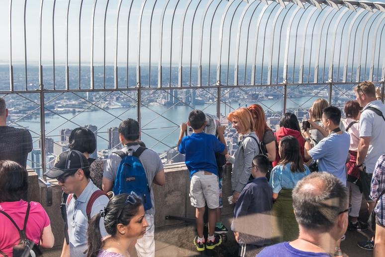 The Empire State Building Observation Deck – New York