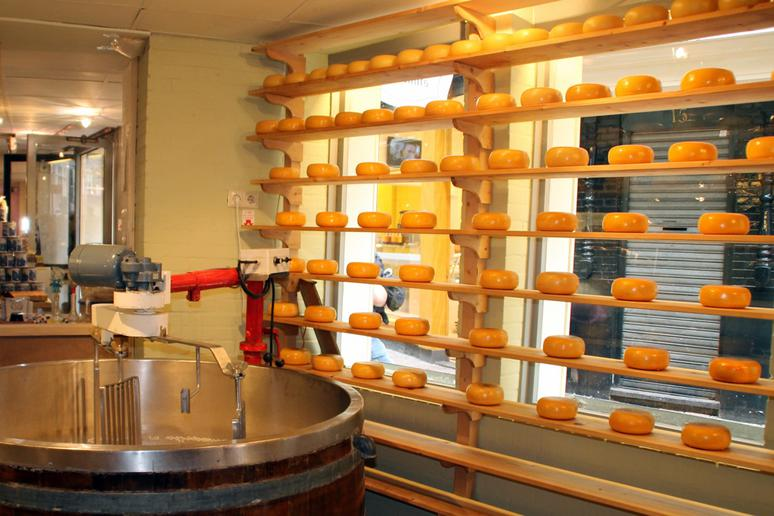 It Is One of the World's Largest Cheese Buyers