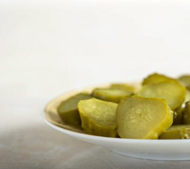 Cheater's Pickles