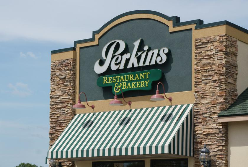 Most Perkins locations will be open on Christmas Eve and Christmas Day.