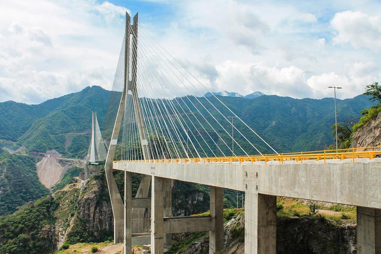 Baluarte Bridge, Mexico