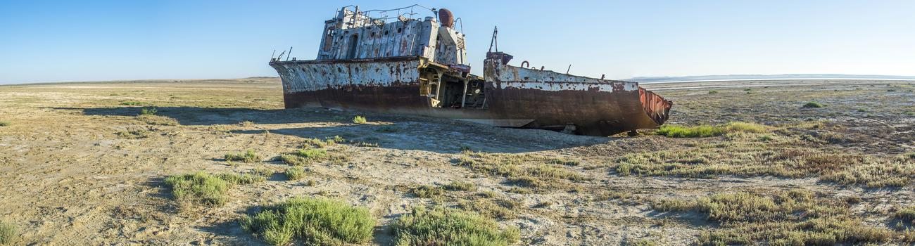 An Environmental Disaster Literally Drained This Town's Port