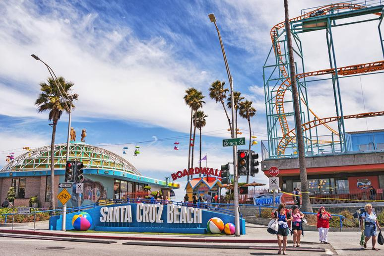 Santa Cruz Beach Boardwalk (Santa Cruz, Calif.)