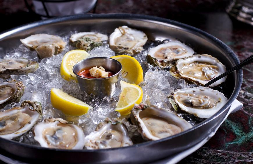 Stop Taking Iron: Eat Oysters