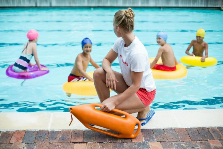It Takes Only 60 Seconds to Drown & Other Water Safety Facts