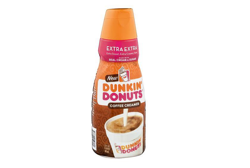 Dunkin' Donuts: Extra Extra from The Healthiest and ...