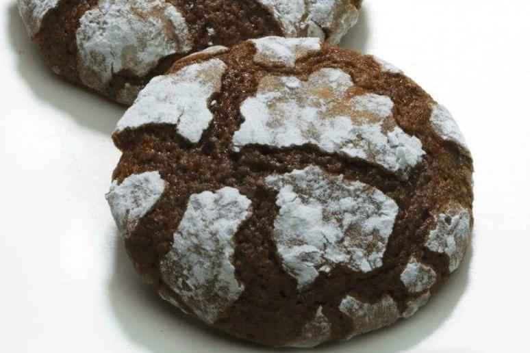 Black-Out Cookies
