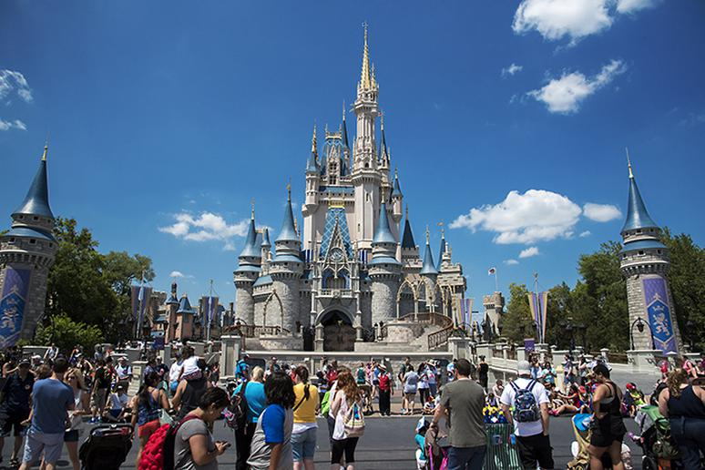 Have fun at all theme parks in Orlando, Florida