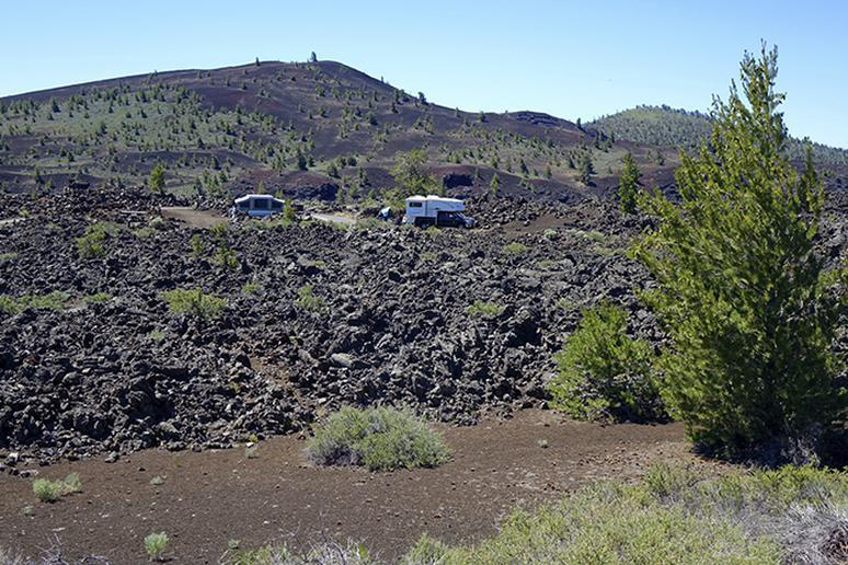 Idaho - Craters of the Moon