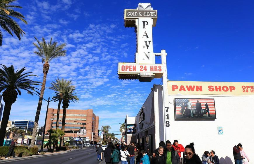 Best Pawn Shop In Las Vegas