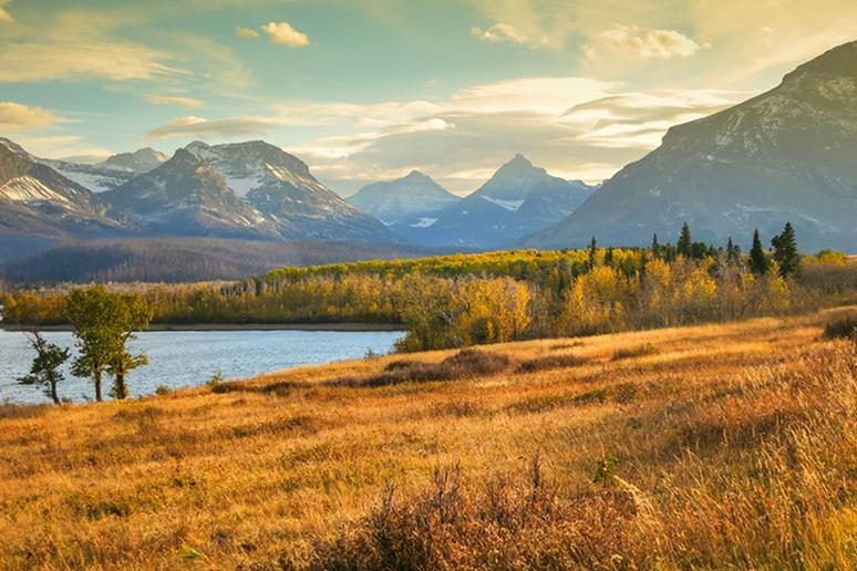 Montana – Glacier National Park in West Glacier
