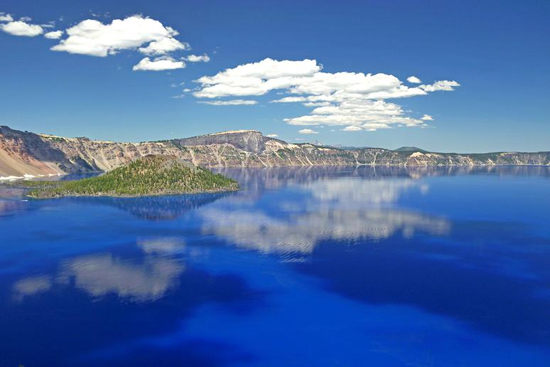 Oregon: Crater Lake National Park