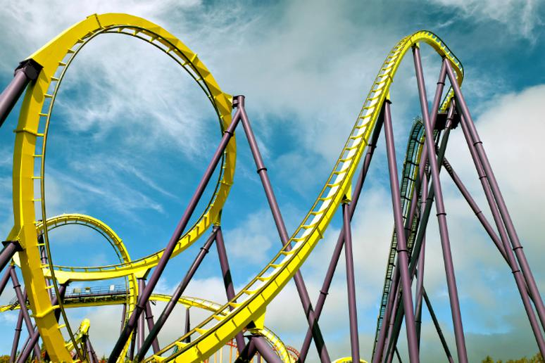 The 15 Scariest Roller Coasters In America