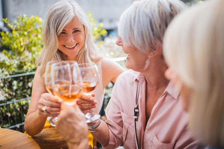 Take her wine tasting (or send her with her friends)